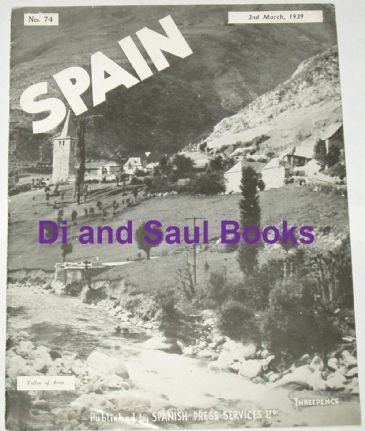 Spain Journal No.74 (Published 2nd March 1939)